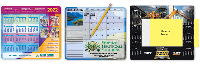 Calendar Mouse Pads